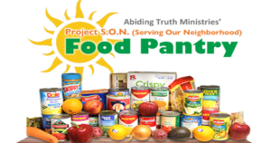Food Pantry Reopening
