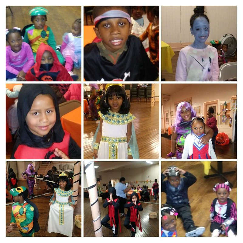 Pictures from Children's Harvest Party