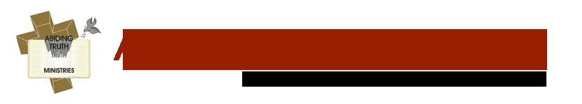 Abiding Truth Ministries Logo