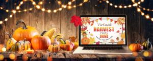 Virtual Harvest Party
